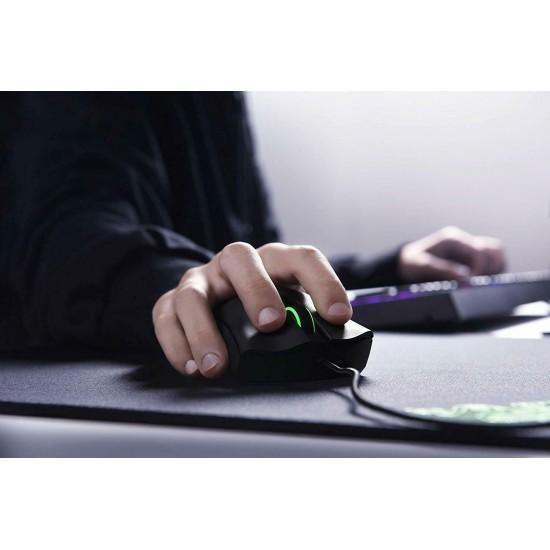[From Japan] Razer DeathAdder Elite Ergonomic Gaming Mouse RZ01-02010100-