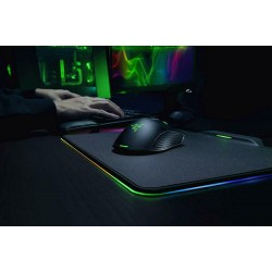[From Japan] Razer Mamba + Firefly HyperFlux Wireless Mouse with Charge Free Wir
