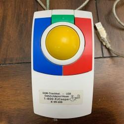 SAM Trackball for PC USB