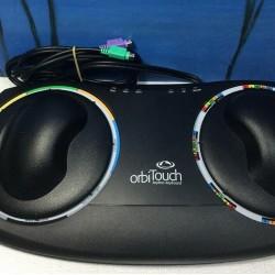 OrbiTouch Keyless Keyboard & Mouse Ergonomic Motion Keyboard