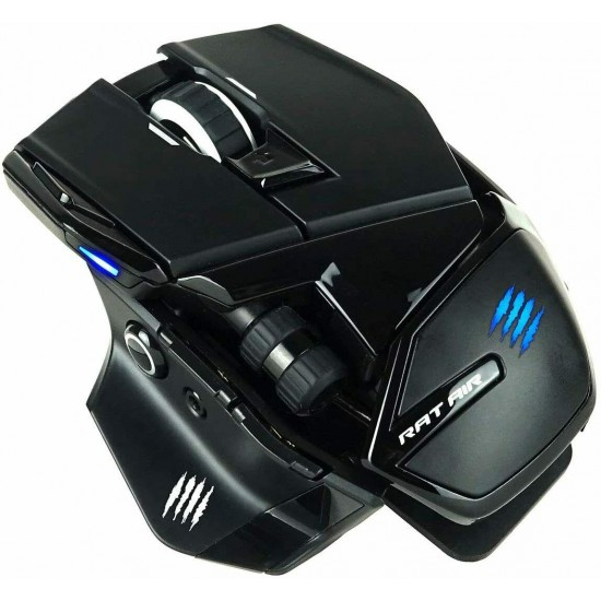 [From Japan] Mad Catz R.A.T. AIR Gaming Mouse With Mouse Pad MR04DHAMBL000-