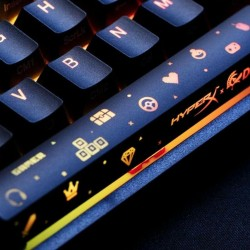 [IN HAND] HyperX x Ducky One 2 Mini Mechanical Gaming Keyboard Limited Edition