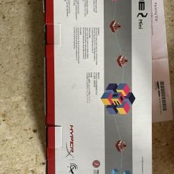 Brand New HyperX x Ducky One 2 Mini Mechanical Gaming Keyboard