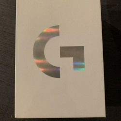 Logitech G Pro Wireless Ghost White Brand New