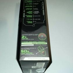 NEW Original Razer Diamondback Precision Gaming Mouse 1600 DPI Acid Green 2004
