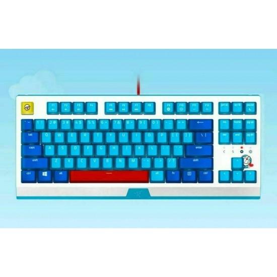 Razer x Doraemon limited edition keyboard+mice(