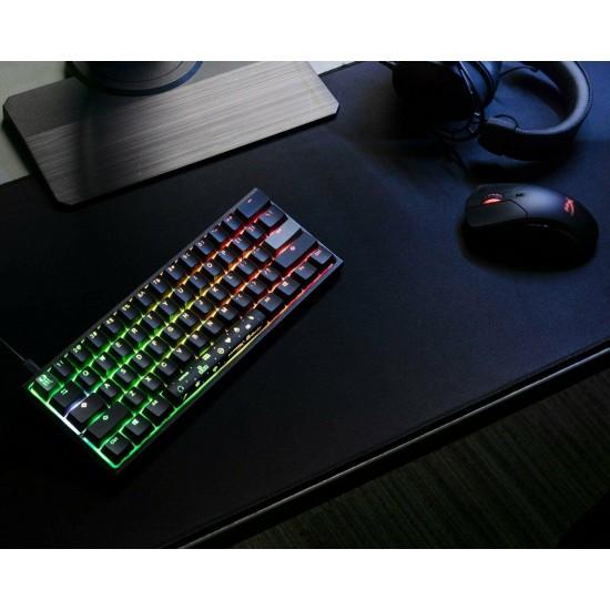 IN HAND HyperX x Ducky One 2 Mini Mechanical Gaming Keyboard (Black)