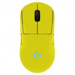 Logitech Limited Edition OP PRO Wireless Gaming Mouse Yellow✅CONFIRM