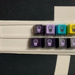 GMK Taro Keycap Set with Novelties - Sealed - for mechanical keyboard
